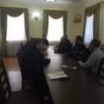 Состоялось очередное заседание комиссии по канонизации святых Донской митрополии