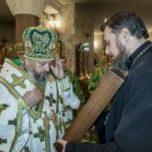 Кемеровской епархии передана икона с частицей мощей святого праведного Павла Таганрогского