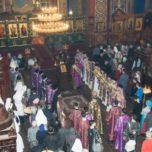 В Новочеркасске отметили 100-летие со дня кончины священномученика Николая Попова